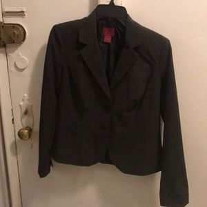 Dark Gray Suit Separate
